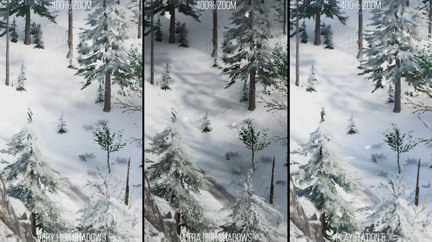 数毛社《刺客信条:英灵殿》PS5 vs PC画质剖析:远超2070s 匹敌2080s/3060Ti
