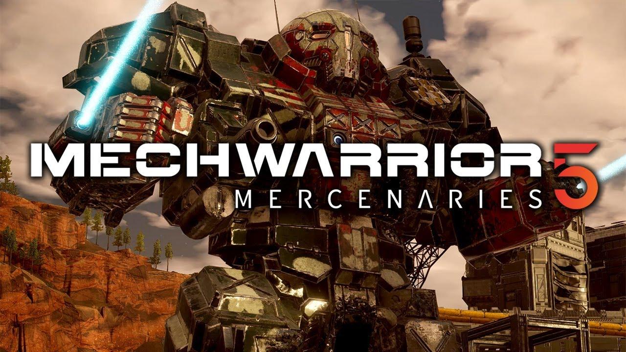 《机甲战士5》开发商Piranha Games被EG7收购