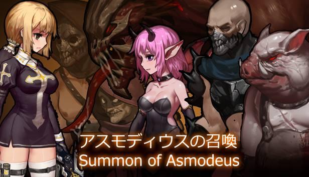 《阿斯蒙德斯的召唤 Summon of Asmodeus》中文版百度云迅雷下载