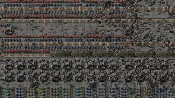 《异星工厂 Factorio》中文版百度云迅雷下载1.16