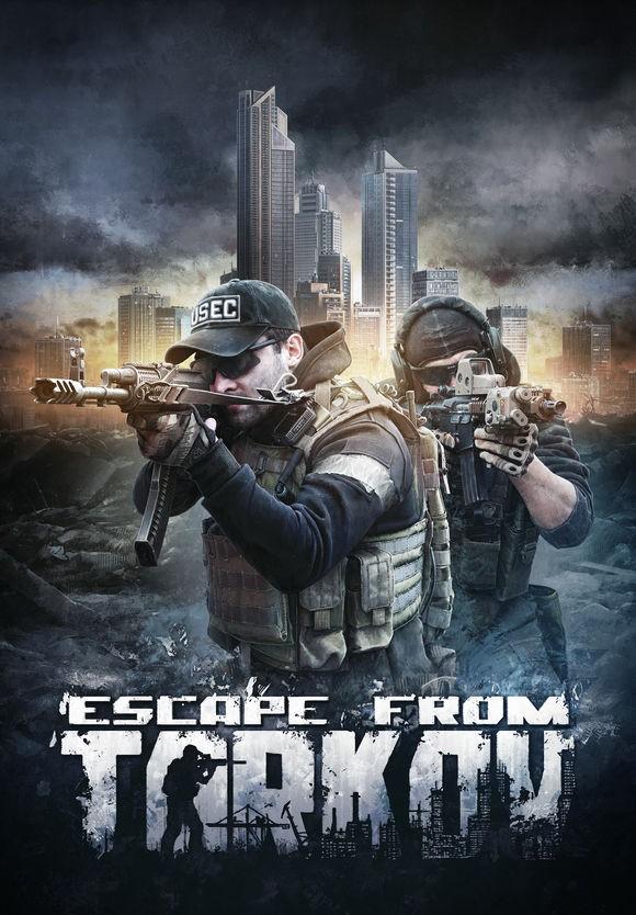 《逃离塔科夫 Escape from Tarkov》中文版百度云迅雷下载12.7-R5