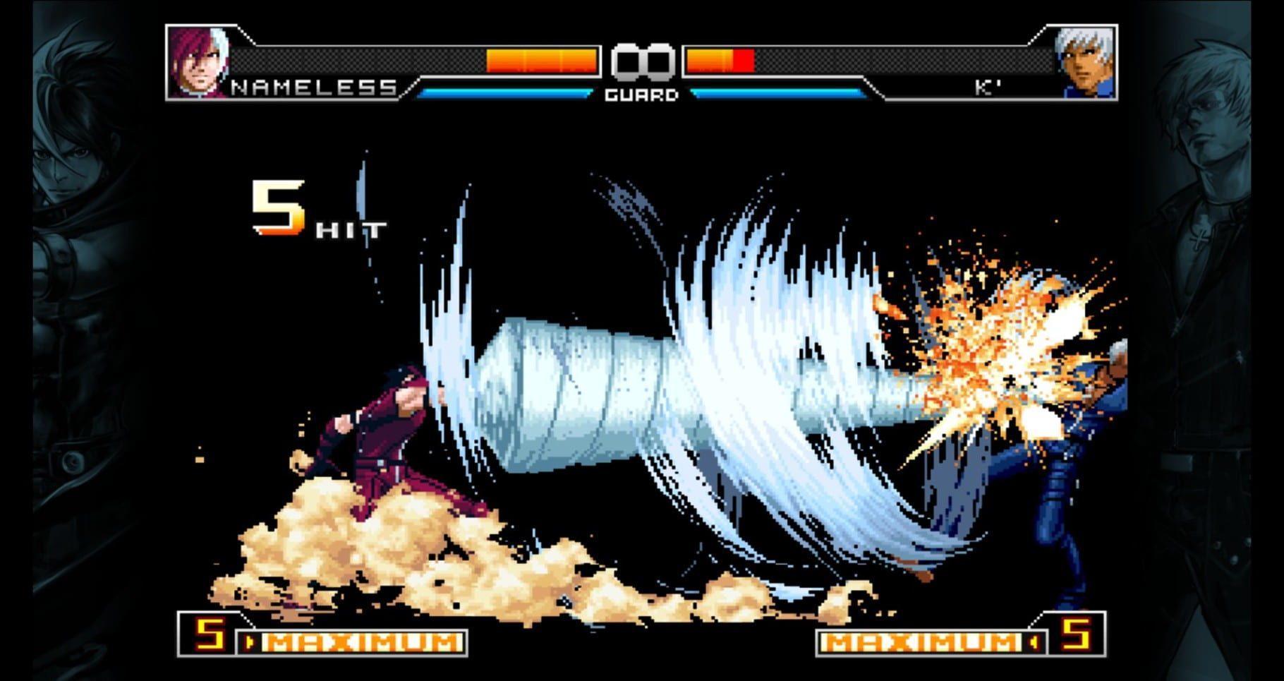 《拳皇 2002:终极对决 The King of Fighters 2002: Unlimited Match》英文版百度云迅雷下载20201125