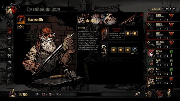 《暗黑地牢 Darkest Dungeon》中文版百度云迅雷下载25661