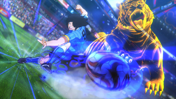 《队长小翼:新秀崛起 Captain Tsubasa: Rise of New Champions》中文版百度云迅雷下载v1.10.1