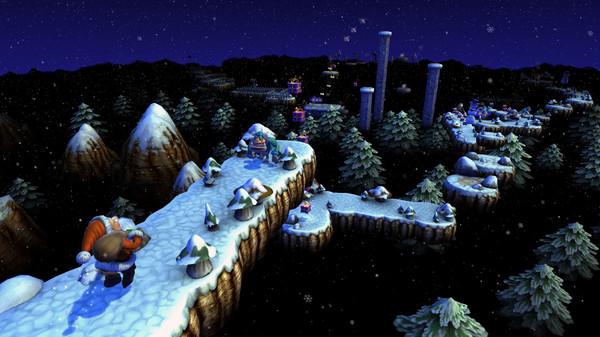 《圣诞老人有麻烦HD Santa Claus in Trouble (HD)》中文版百度云迅雷下载