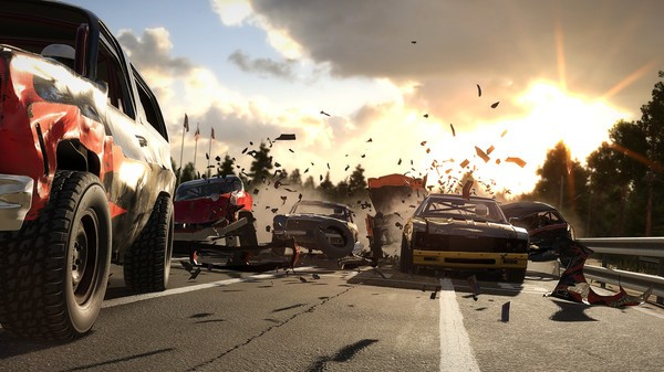 《撞车嘉年华 Wreckfest/Next Car Game》中文版百度云迅雷下载v1.268578