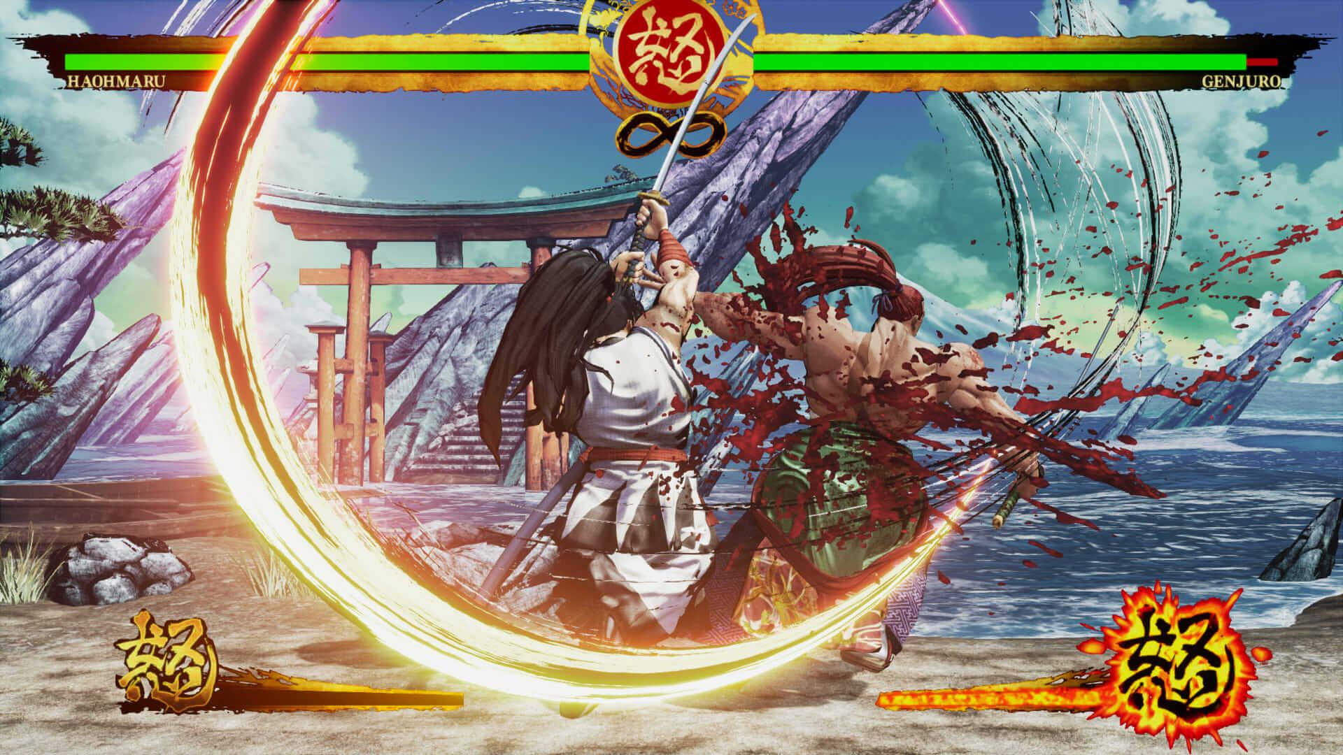 《侍魂 晓 Samurai Spirits》中文版百度云迅雷下载2.0