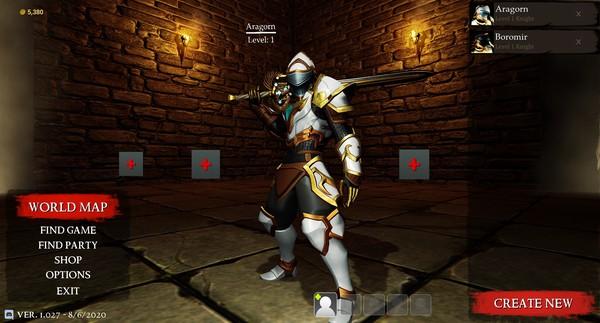 《符文骑士 Rune Knights》中文版测试版百度云迅雷下载6011846