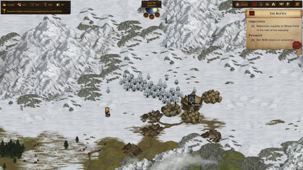 《战场兄弟 Battle Brothers》英文版百度云迅雷下载v1.4.0.46
