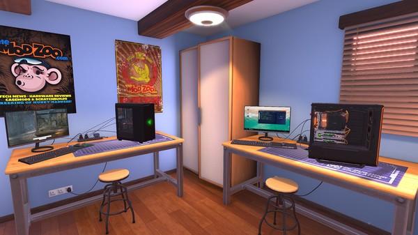 《电脑装机模拟 PC Building Simulator》中文版百度云迅雷下载v1.10