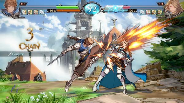 《碧蓝幻想Versus Granblue Fantasy: Versus》中文版百度云迅雷下载6006622