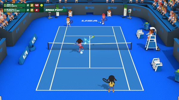 《超级爆裂网球 Super Tennis Blast》中文版百度云迅雷下载