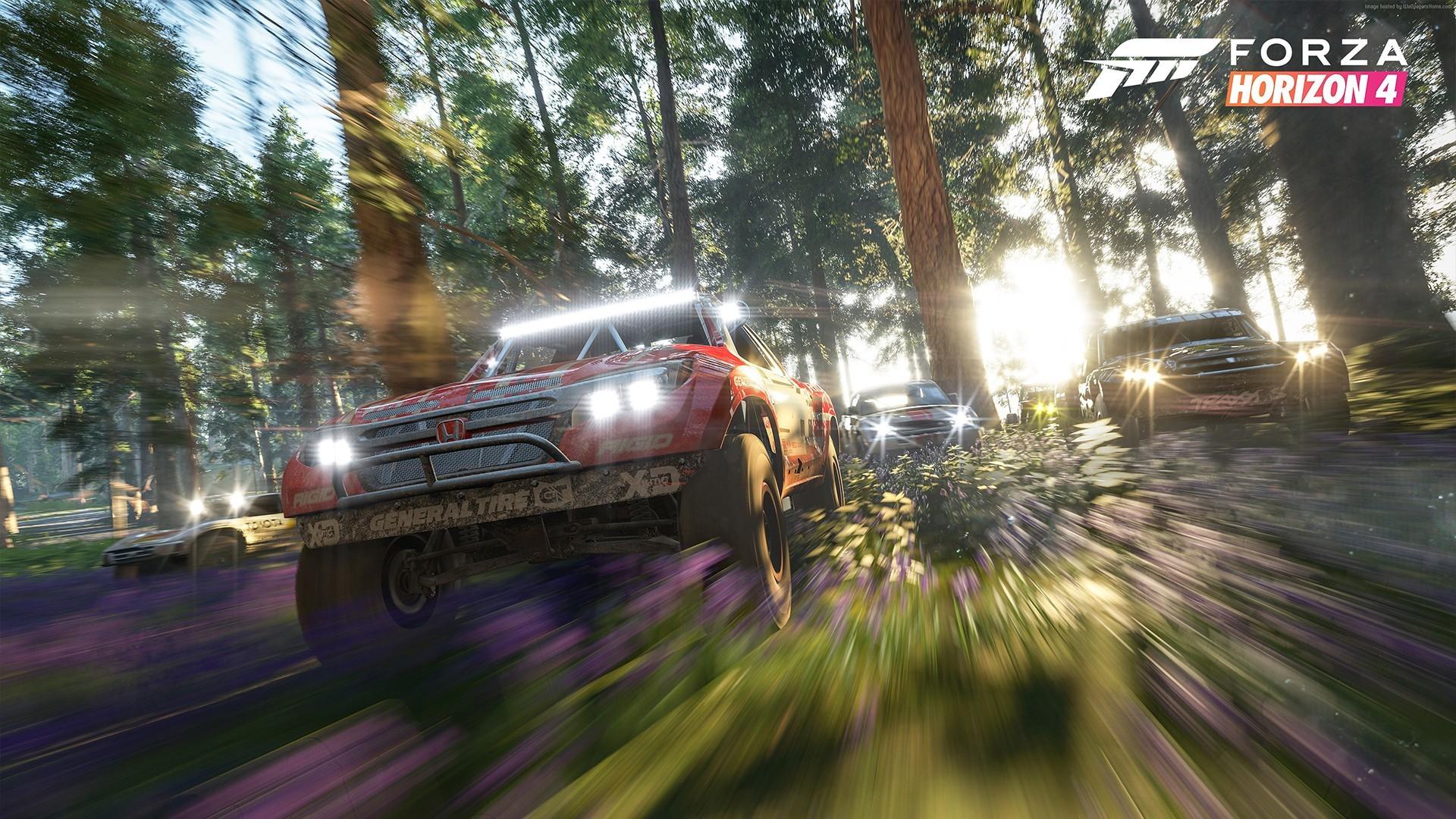 《极限竞速:地平线4 Forza Horizon 4》中文版百度云迅雷下载v1.458.956.2.Incl.All.DLCs