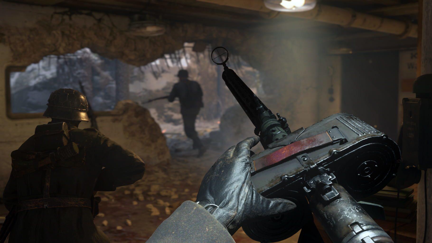 《使命召唤:第二次世界大战/使命召唤14 Call of Duty: WWII》中文版百度云迅雷下载整合暗影战争