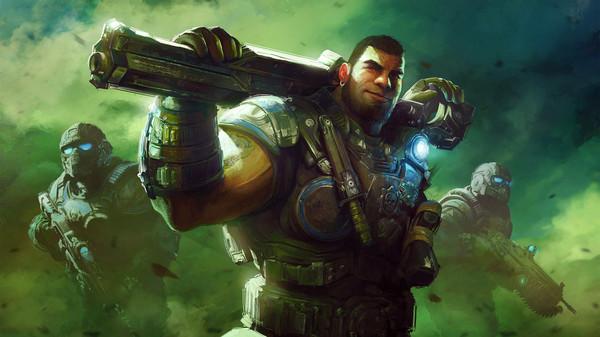 《战争机器5 Gears 5》中文版百度云迅雷下载集成Hivebusters DLC