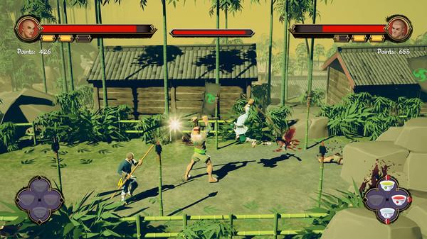 《少林九武猴 9 Monkeys of Shaolin》中文版百度云迅雷下载v1.2