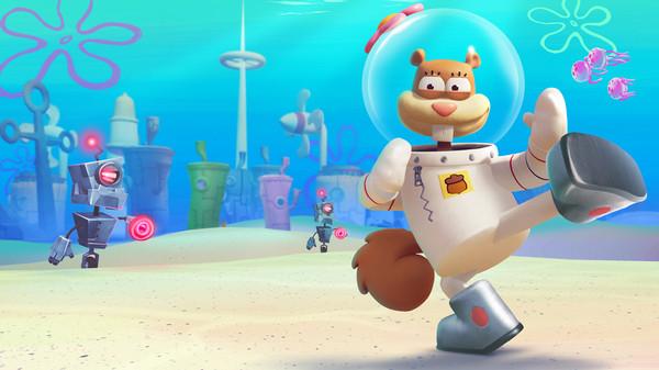 《海绵宝宝:争霸比基尼海滩-重新灌水版 SpongeBob SquarePants: Battle for Bikini Bottom》中文版百度云v1.0.4
