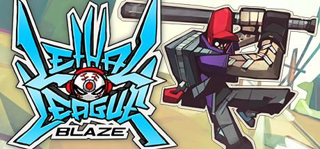 《致命联盟:烈火 Lethal League Blaze》中文版百度云迅雷下载v1.25