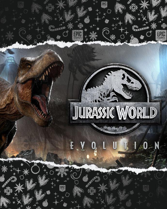 Epic喜加一,《侏罗纪世界:进化》免费领
