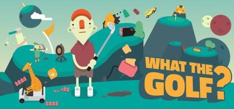 《高尔夫搞怪器 WHAT THE GOLF?》中文版百度云迅雷下载