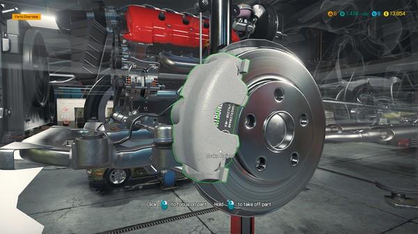 《汽车修理工模拟2018 Car Mechanic Simulator 2018》中文版百度云迅雷下载v1.6.6