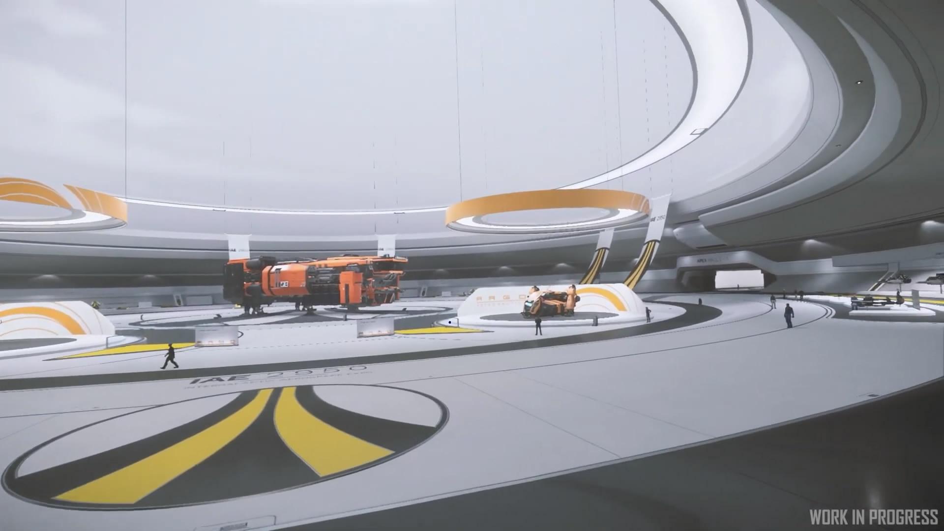 《星际公民》视频展示新游牧舰 众筹破3.18亿美元