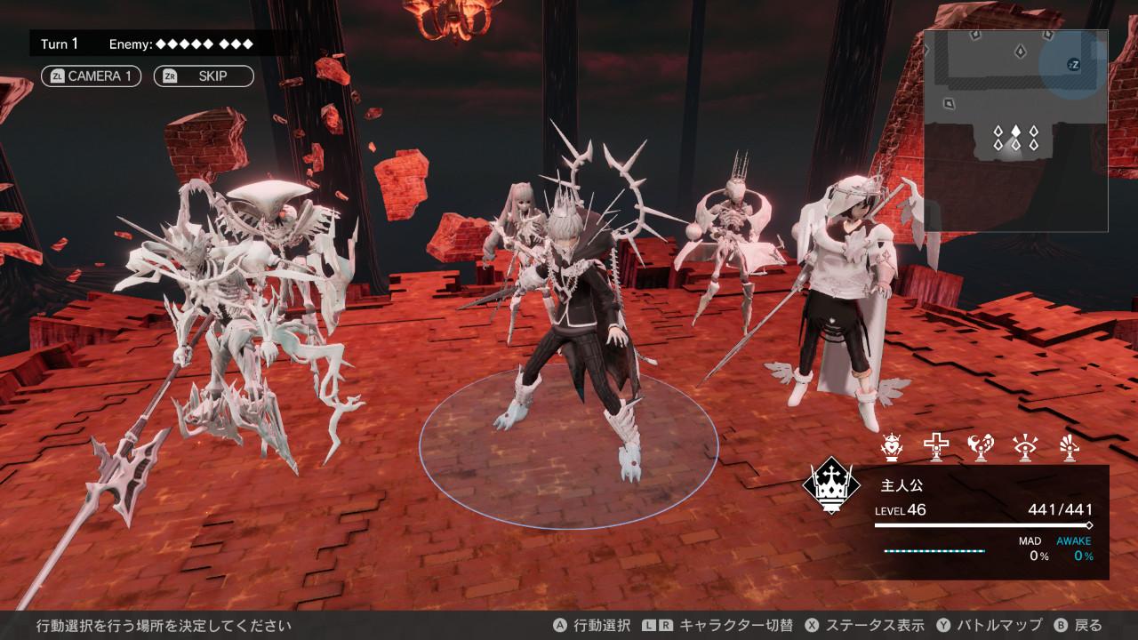 前《真女神转生》团队打造RPG全新作《罪恶王权》公开,中文版同步发售