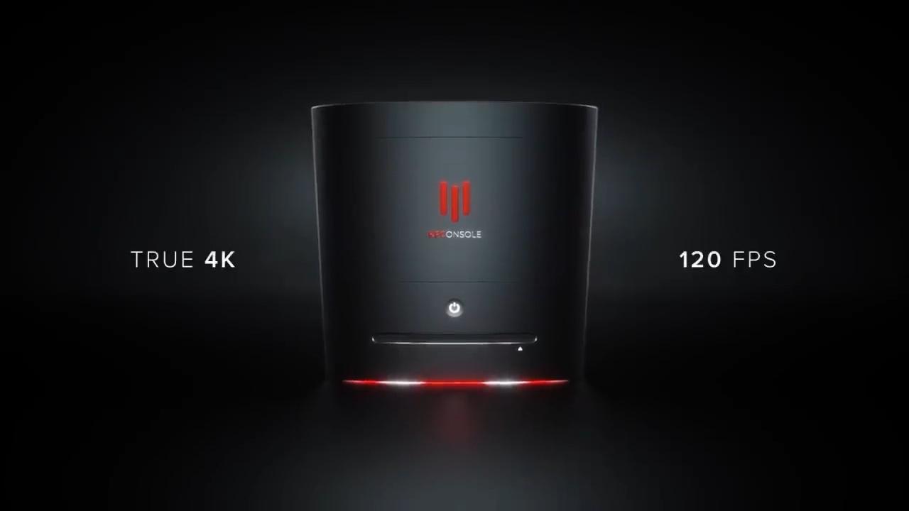 肯德基4K/120帧游戏主机跳票至12月11日发售