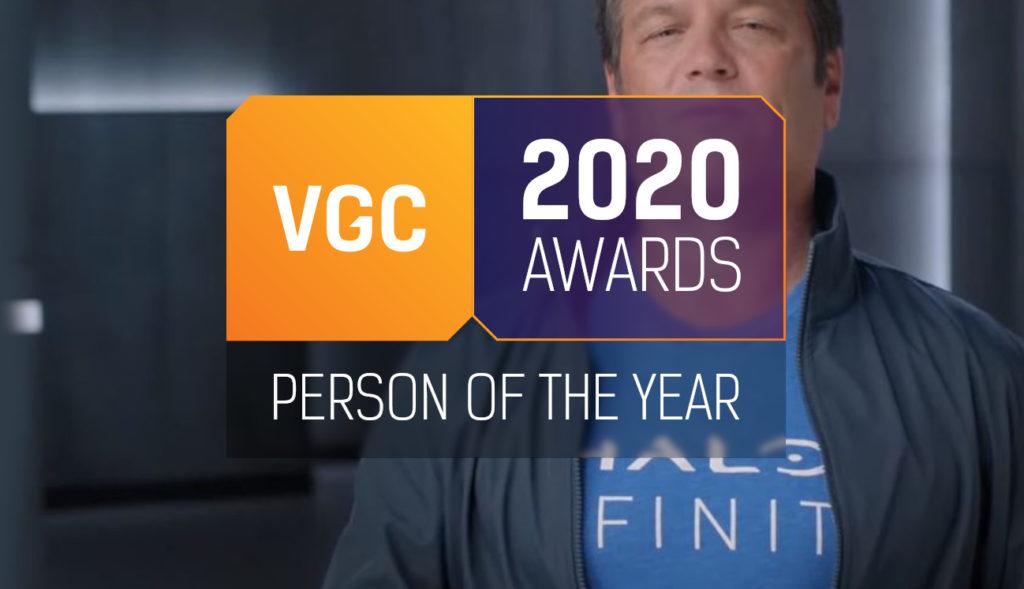Xbox总监菲尔·斯宾塞被外媒评为2020年年度游戏人物:Xbox将玩家放在第一位