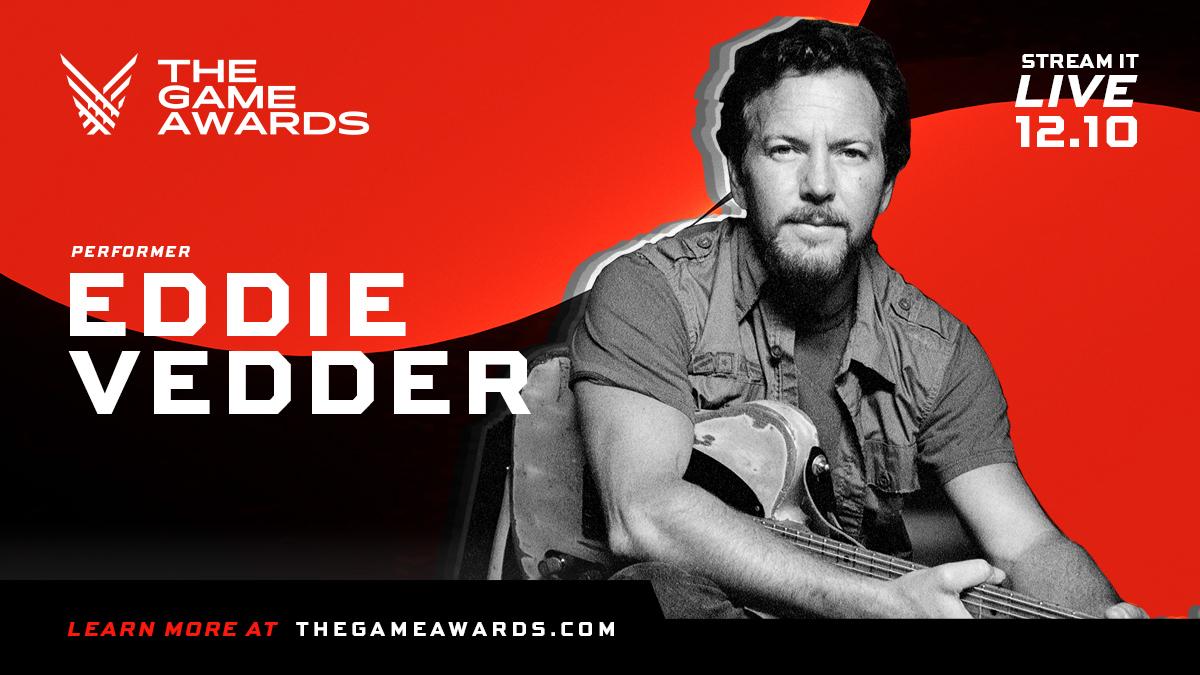 Eddie确认将出席TGA 或演唱《future days》