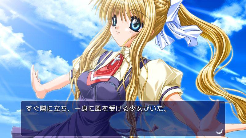 Key社美少女游戏名作《AIR》发表Switch版本夏季推出