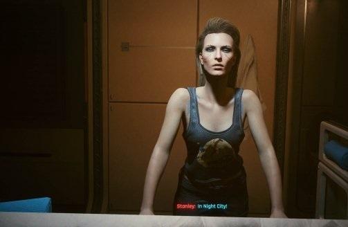 《赛博朋克2077》女上司斯托特捏脸MOD电脑版下载