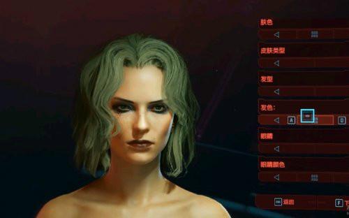 《赛博朋克2077》巫师性感希里捏脸MOD电脑版下载