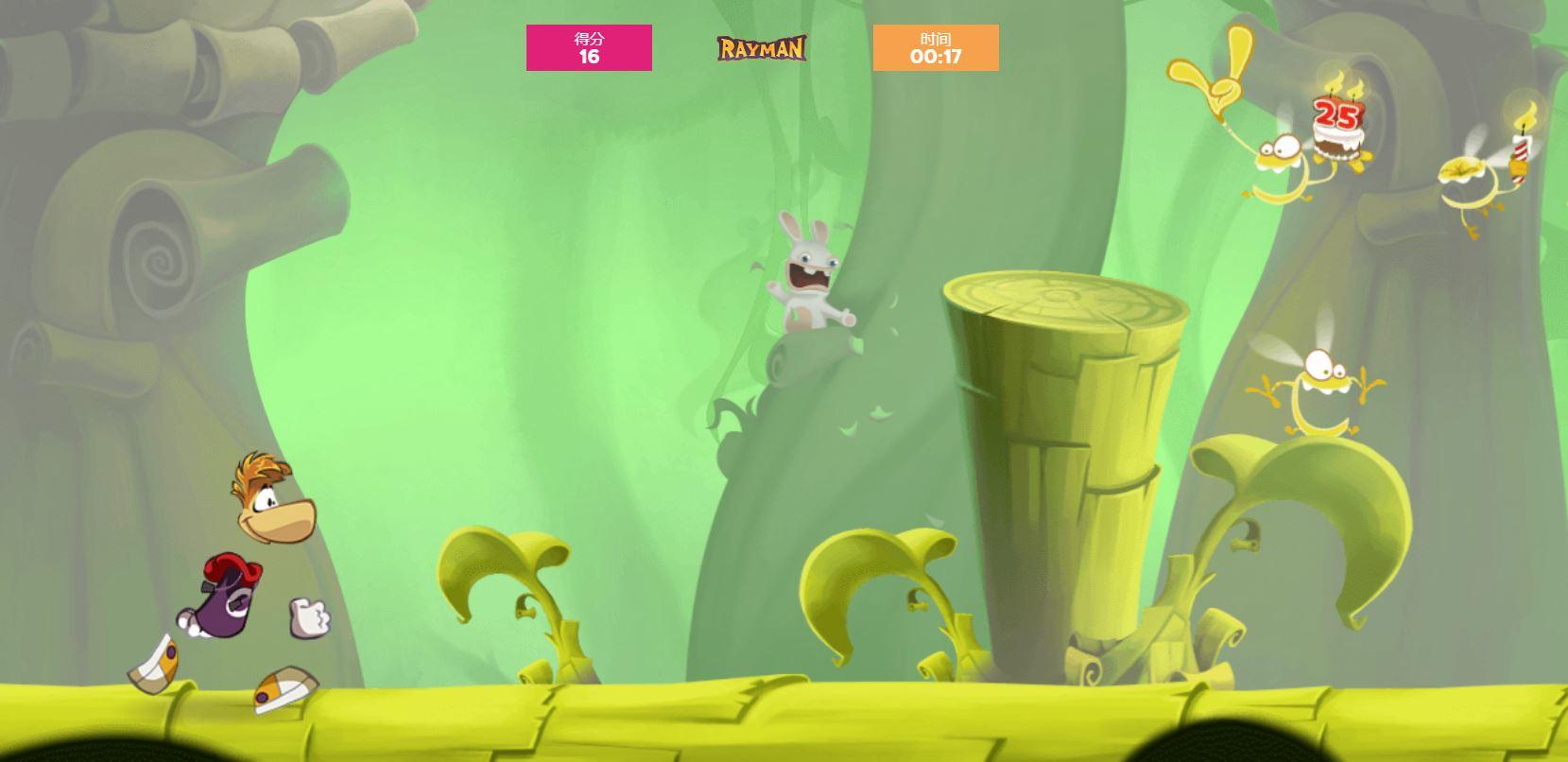 育碧推出圣诞跑酷小游戏 可扮演各种育碧游戏角色