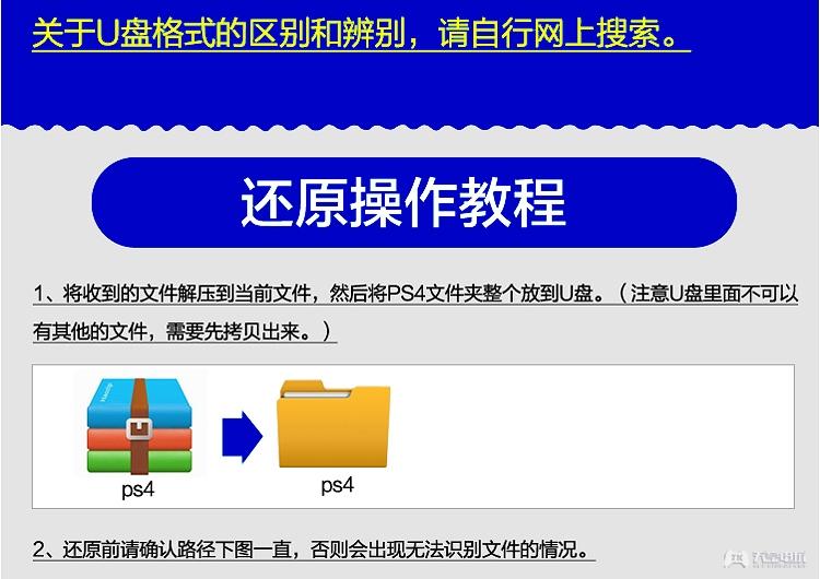 PS4国行主机备份还原港服账号操作教程