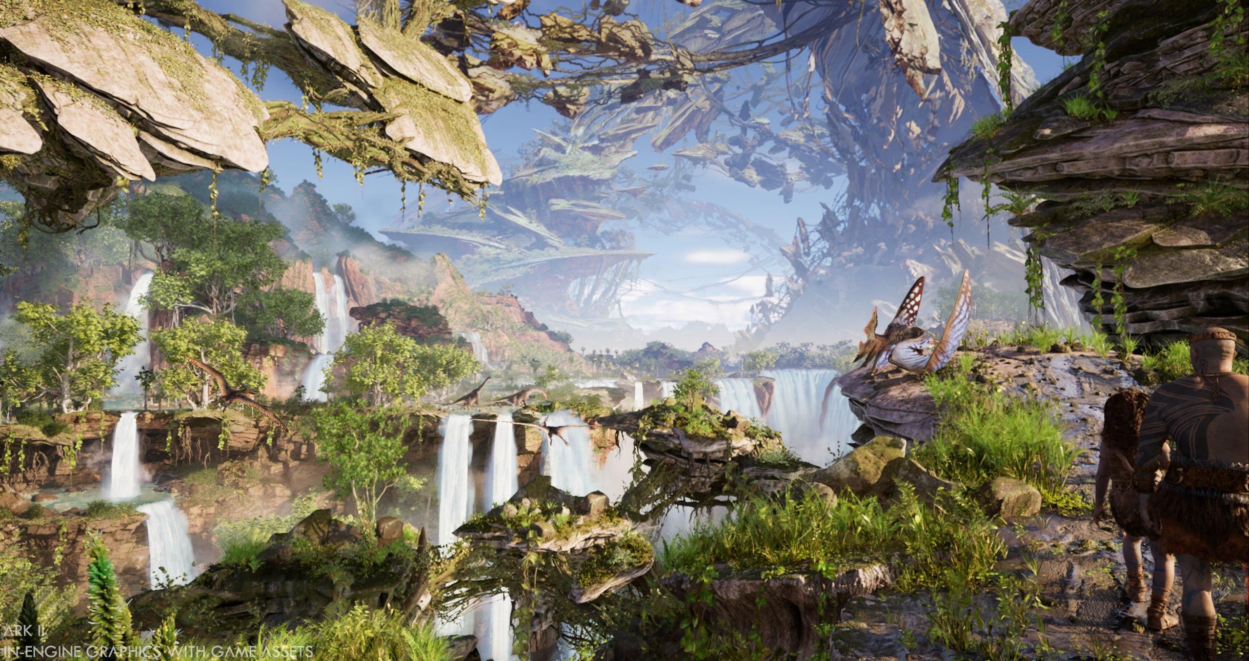《方舟2》主机版将是Xbox Series X|S限时独占 2022年发售