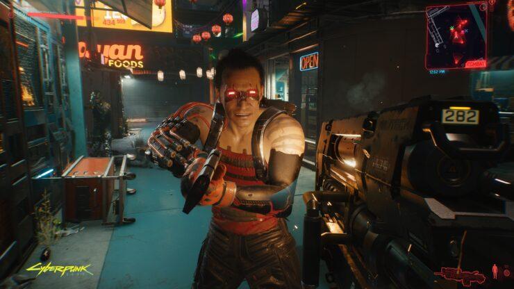 玩家发现提升《赛博朋克2077》旧主机版性能技巧 在密集人群地方放空枪