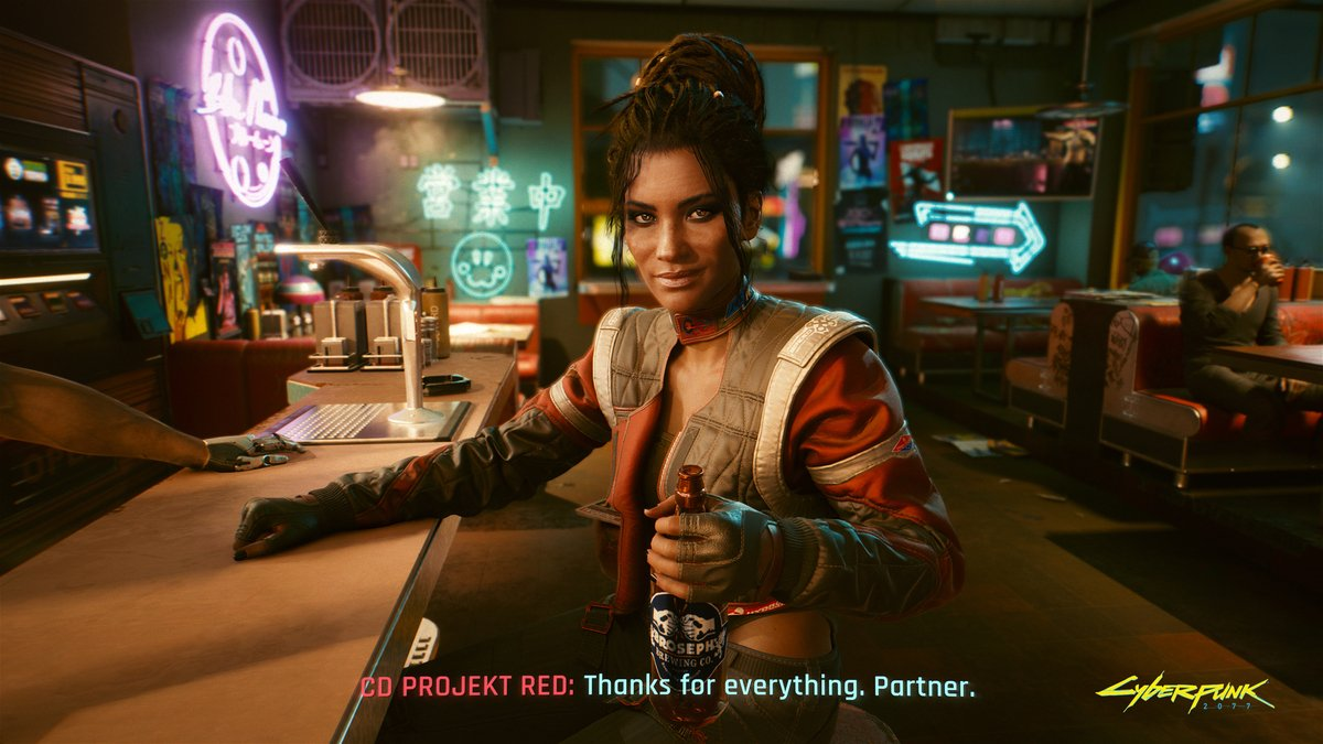 CDPR感谢玩家支持 正为《2077》修复和更新内容工作